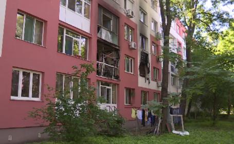 Tanarul care si-a incendiat apartamentul a fost arestat. Le-a spus anchetatorilor ca voia sa se converteasca la Islam