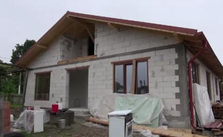 Ajutor nesperat primit de o familie din Satu Mare care a ramas fara casa dupa incendiu. \