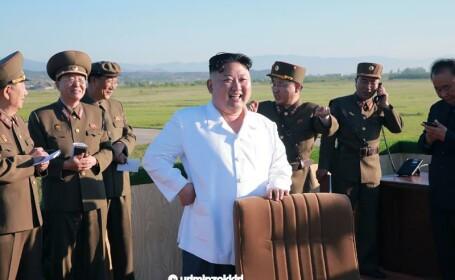 Kim Jong Un a ordonat producerea in masa a unei noi arme: \