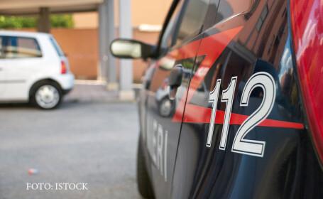 masina carabinieri Italia