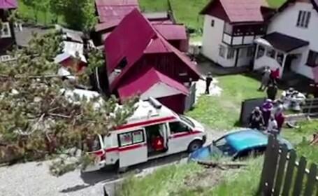 accident motocicleta Suceava