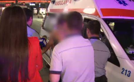 Tentativa de furt in centrul Capitalei. Ce a facut un barbat dupa ce a fost prins incercand sa jefuiasca doi tineri