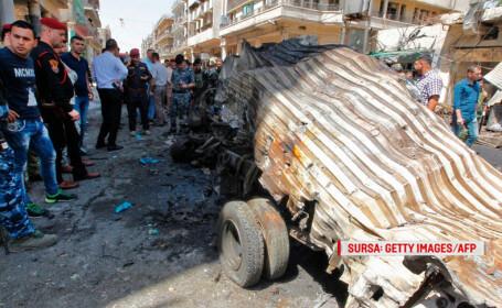 atentat Irak