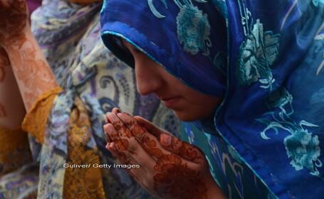 femeie pakistaneza, getty