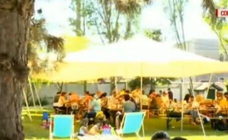 1 mai, picnic, gratare, corbeanca