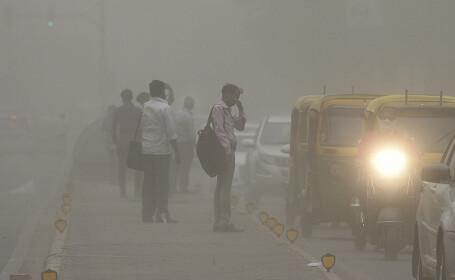 Cel puțin 100 de morți după o furtună de nisip în India
