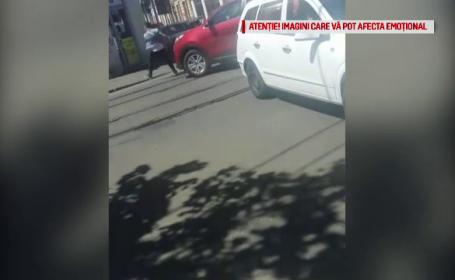 Șoferul din Capitală care a luat intenționat pe capotă un adolescent riscă până la 10 ani de închisoare