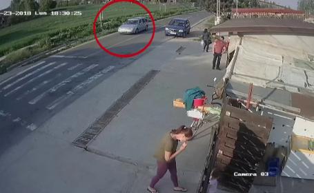 Opt polițiști din Ialomița, cercetați disciplinar după jafurile în serie din Sinești