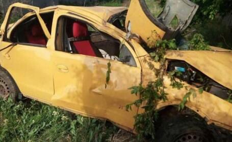 Trei tinere au murit într-un accident de maşină, în Teleorman. O a patra e grav rănită