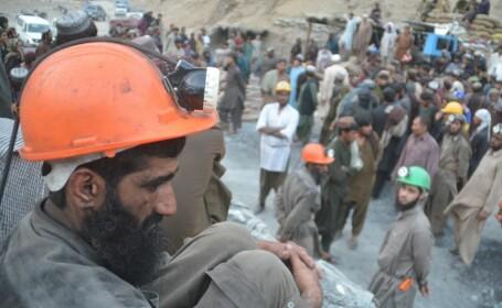 Explozii la două mine din Pakistan, cu 23 morți. Mai multe persoane, blocate în subteran