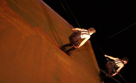 acrobati timisoara