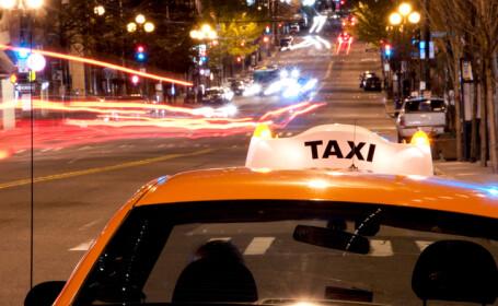 taxi noaptea
