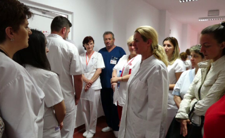 Criză de sânge la un spital din Baia Mare. Sute de medici au mers să doneze ei