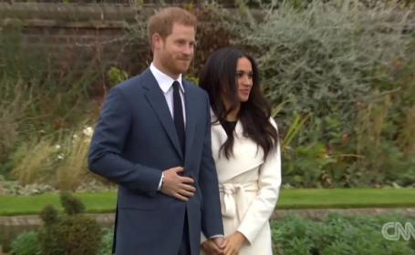 Vremea englezească le dă emoții organizatorilor nunții prințului Harry