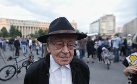 Mihai Șora, proteste
