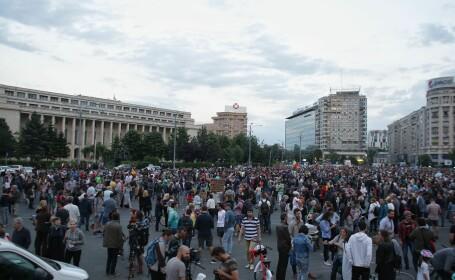 proteste piata victoriei, 12 mai - 1