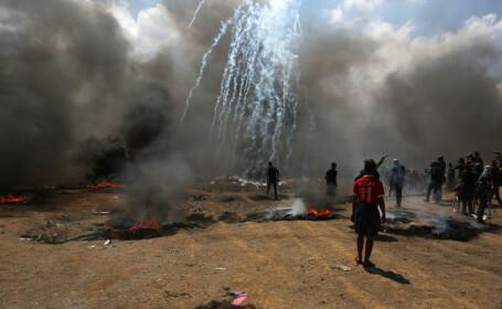 Majoritatea palestinienilor ucişi luni în Gaza erau membri Hamas, spune un lider al grupării
