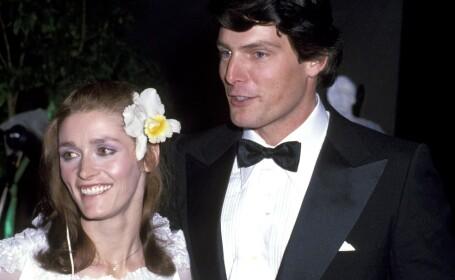 Margot Kidder si Christopher Reeve