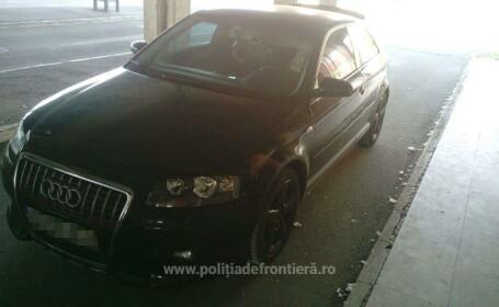 Un român din Italia a rămas fără maşină chiar când intra în ţară. Ce s-a întâmplat la frontieră