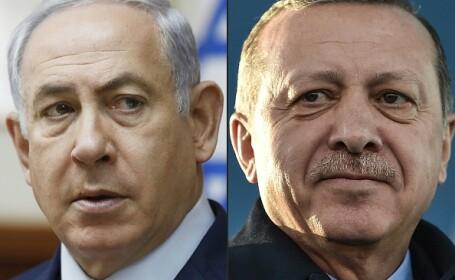 erdogan, netanyahu