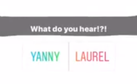 Yanny/Laurel