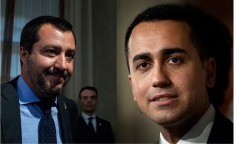 Italia ar putea renunţa la euro. Planul populiştilor care au câştigat alegerile