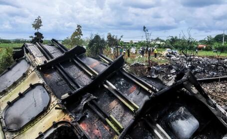 Cauza accidentului aviatic din Cuba, în care au murit 110 oameni. Ce a făcut pilotul