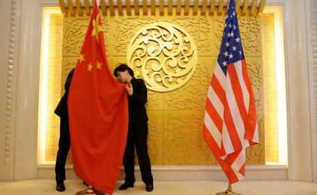 SUA şi China au ajuns la un acord pentru reducerea deficitului comercial american