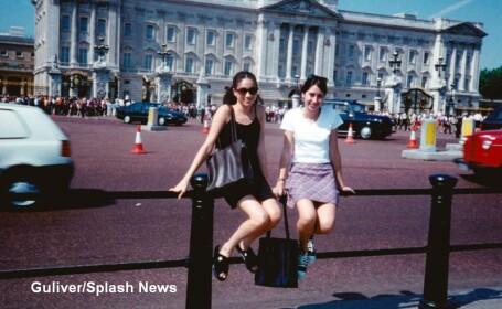 Meghan Markle, în vizită la Palatul Buckingham când avea 15 ani