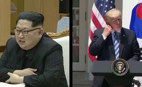Trump a confirmat că un important general nord-coreean se îndreaptă către SUA