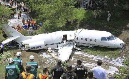 avion, Honduras