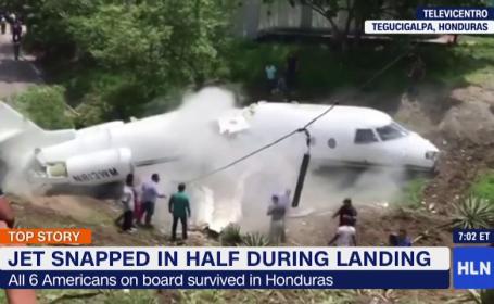 avion rupt
