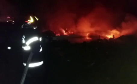 Incendiu Barsa