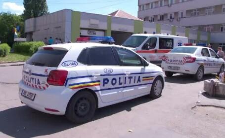 Un elev la şcoala de poliţie a imobilizat un suspect și a recuperat 20.000 de lei
