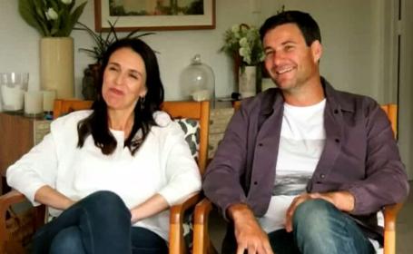 Premierul din Noua Zeelandă a anunțat că este însărcinată. Soțul va sta acasă cu copilul