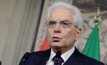 Mesajul președintelui Italiei cu privire la fetița româncă împușcată la Roma