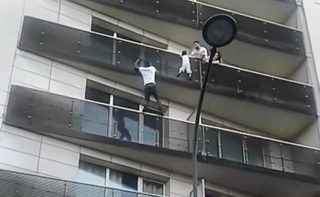 Mesajul transmis eroului din Paris de către familia copilului salvat
