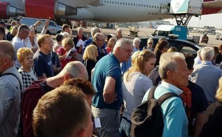 Panică pe aeroportul din Manchester. Motivul care a dus la evacuarea pasagerilor