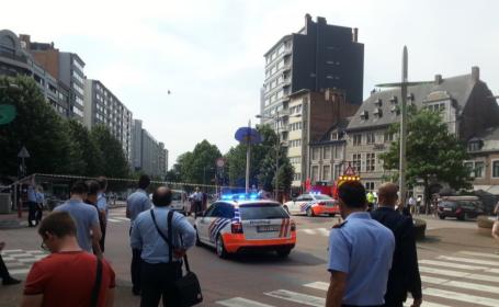 Atac armat în Belgia, comis de un individ eliberat de o zi: trei morți