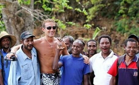 Radu Mazare în Madagascar