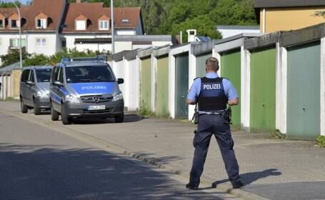 poliţie Germania
