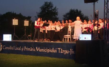 Concert de excepție Alexandru Tomescu, cu vioara Stradivarius, în Târgu Jiu