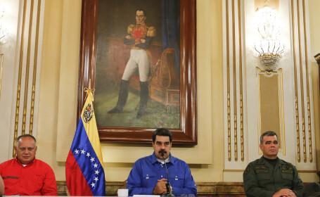 Maduro a promis că îi va pedepsi pe \