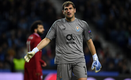 Iker Casillas a suferit un infarct pe teren. Reacții din lumea sportului