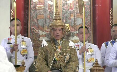 Maha Vajiralongkorn, încoronat, la 66 de ani, rege al Thailandei