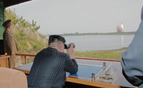 Armata sud-coreeană: Coreea de Nord a lansat o serie de proiectile neideintificate