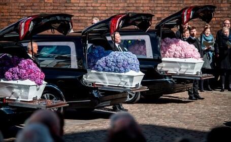 Funeraliile copiilor miliardarului danez Anders Holch Povlsen - 1