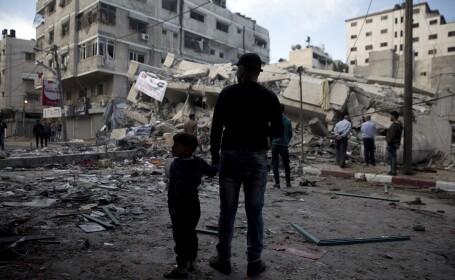 Urmarile atacului israelian asupra Fasiei Gaza