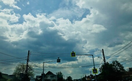vremea, nori, ploaie