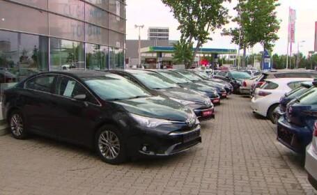 Vânzările de mașini noi au crescut în România. Cele mai căutate mărci